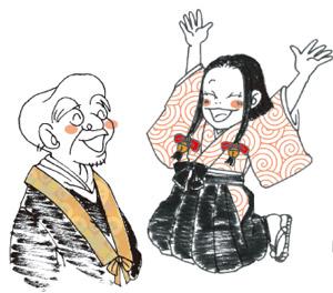 すず娘、仏教で淑女を目指すの巻