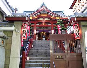 徳大寺(台東区・日蓮宗)